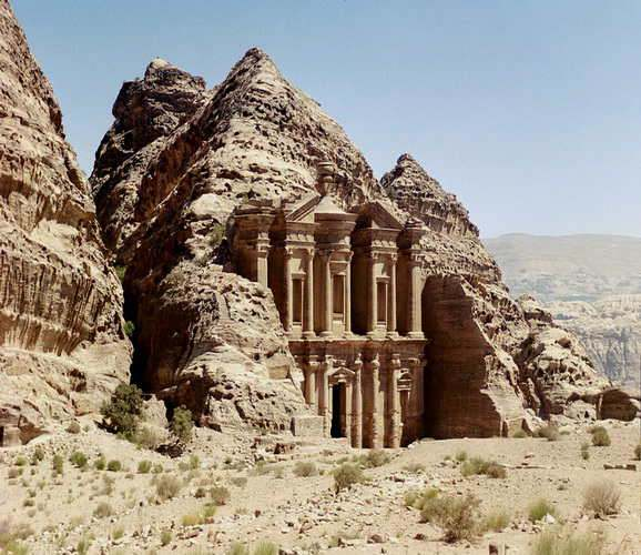 Ed Deir Petra