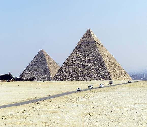 Pyramids of Egypt