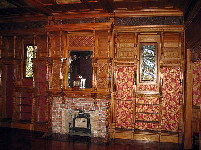 Victorian Millwork - Internal