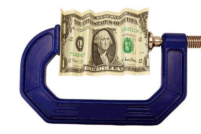 tightening us dollar